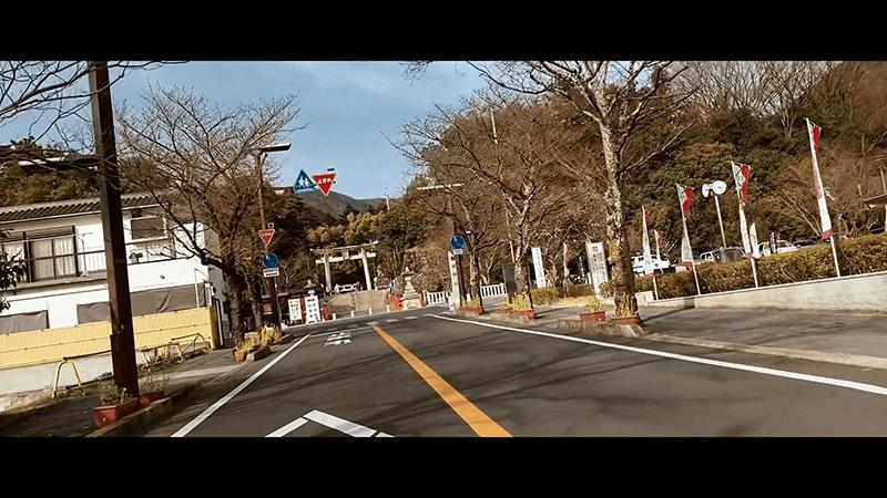 武田神社|武田信玄を祭神とする神社|山梨甲府旅行1泊2日②