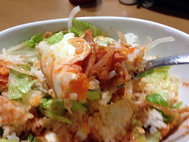 サンバルソース『サンバルアスリ』激辛バリご飯(簡単レシピ)