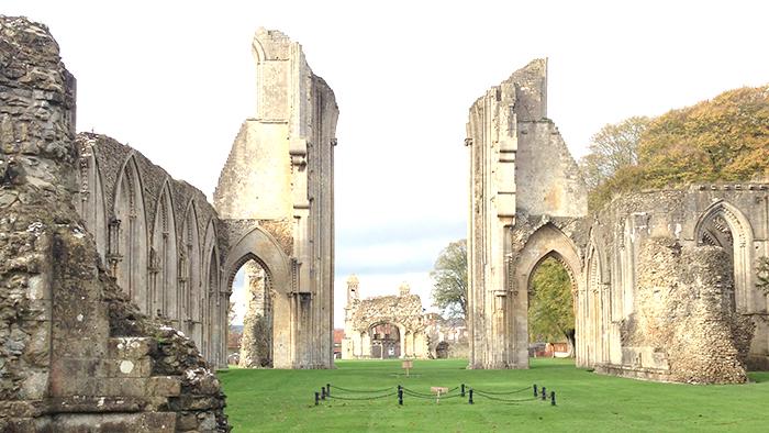 グラストンベリー修道院|美しきイギリスのパワースポット