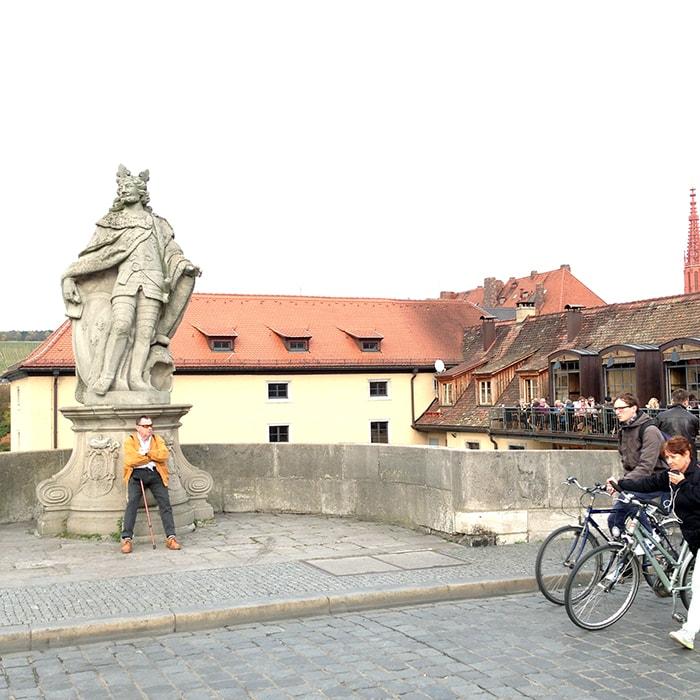 ヴュルツブルク|マイン川沿いの名所マリエンベルク要塞
