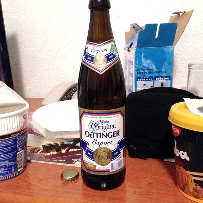 ベルリンのスーパーで夕飯探し ビール好き必見!!