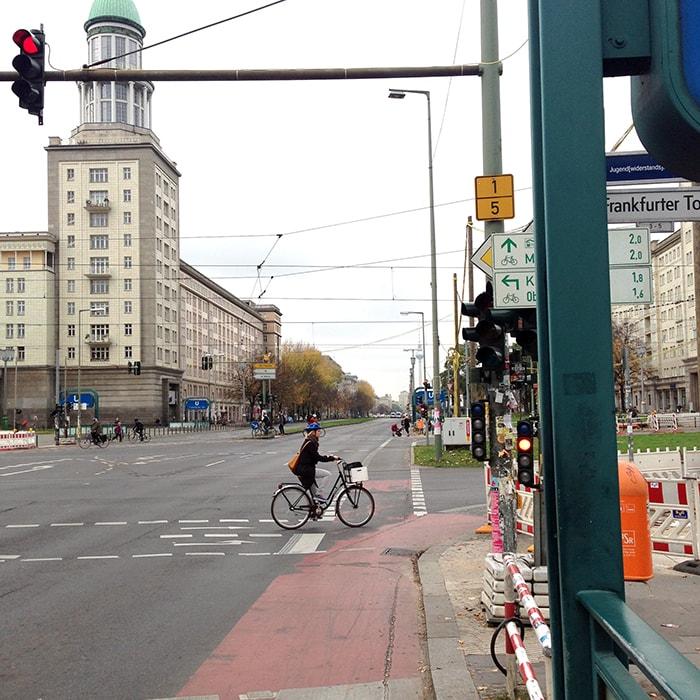 ドイツベルリンを自転車巡り!簡単に借りられるレンタサイクル