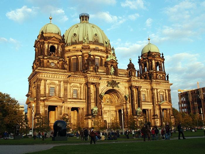 旅行・観光におすすめのドイツベルリンに住んでいた時のこと