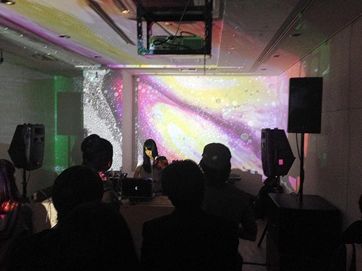 リキッドルームの新しいプレゼンテーションの場『KATA』でのイベント