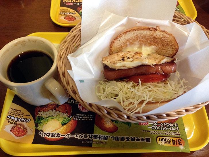フレッシュネスバーガー錦糸町店でにわかノマド カフェで集中作業