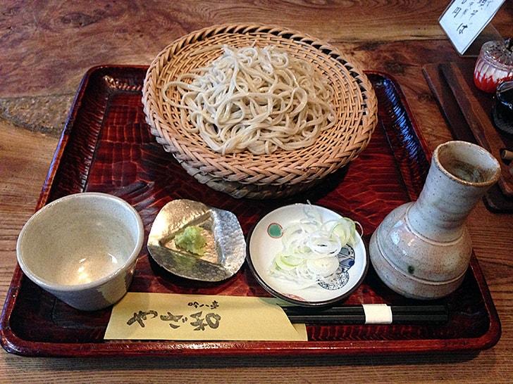 亀有の『吟八亭 やざ和』蕎麦の旨さを教えてくれる名店