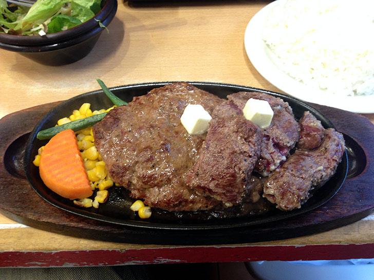 『ミスターデンジャー 浅草観音店』でステーキを喰らう!