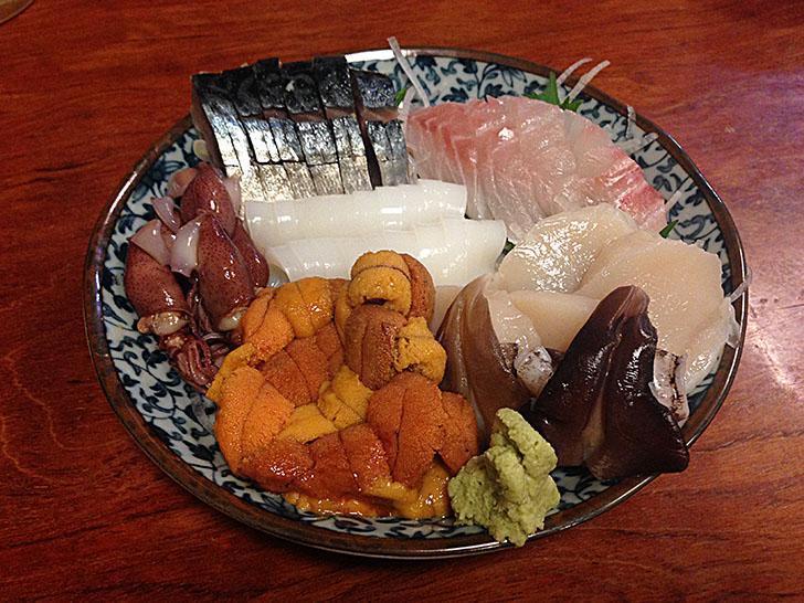 森下の日本盛(にほんざかり)でいただく絶品料理と酒