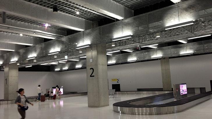 成田空港 第3旅客ターミナル 行き方と利用した感想【香川・愛媛旅行編】