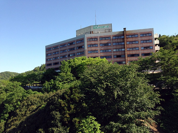 塩江セカンドステージ|大自然+レイクサイドにあるホテル【香川旅行】