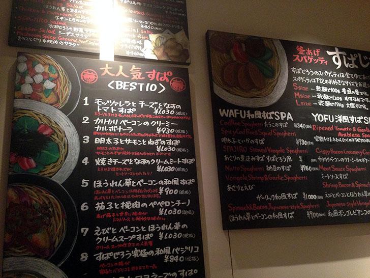 『釜あげスパゲッティ すぱじろう』でディナー!赤坂見附から麻布十番まで散歩