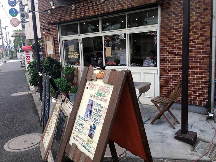 『ゼロ屋』東京都葛飾区奥戸にあるおしゃれでおいしいカフェ