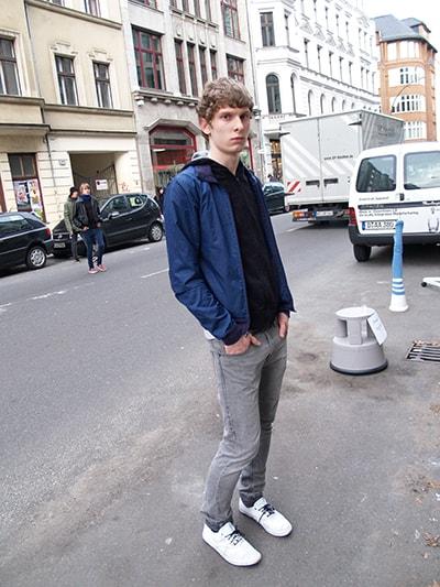 【海外メンズストリートスナップ】ベルリンで撮影したファッションスナップ