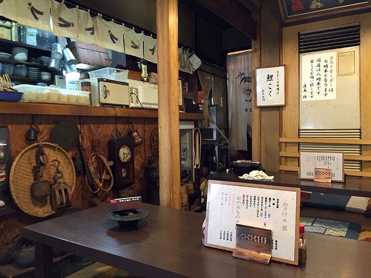 京成立石駅近くのうなぎ専門店『高砂家』でうな重をいただく