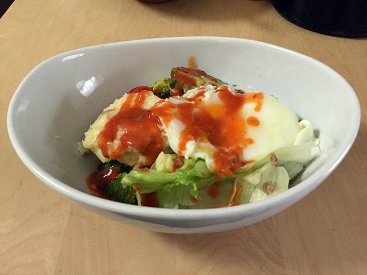 サンバルソース(サンバルアスリ)夏にぴったりの辛い簡単丼