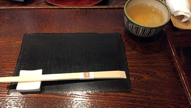 根津の蕎麦屋『よし房 凛(よしぼう りん)』絶品田舎蕎麦