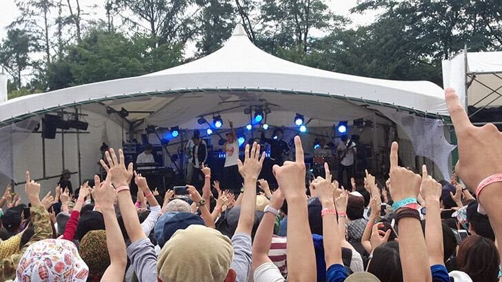 スチャダラパーのバンドセットがとびきり最高だった【りんご音楽祭2015】