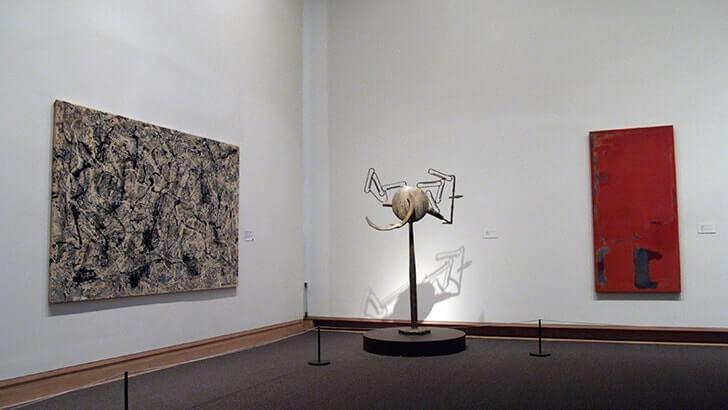 アメリカニューヨークでのグループ展と美術館と博物館【旅行記後編】