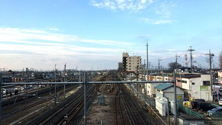 栗橋への電車旅と『くりの木』の中華そば全トッピング