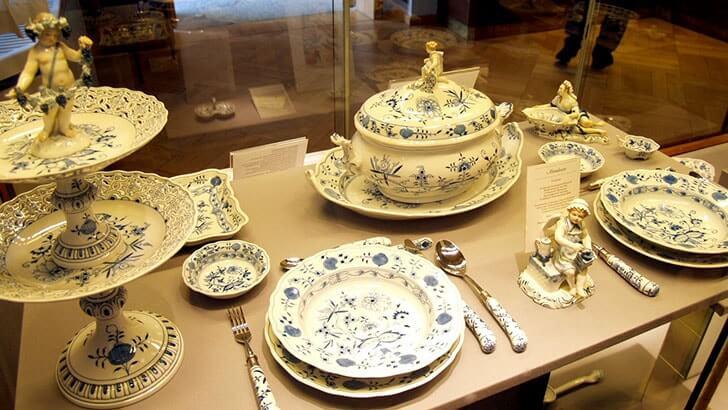 白磁器で知られるドイツのマイセン!磁器の歴史と中世の街並み