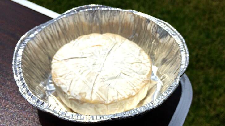バーベキューでチーズフォンデュに焼きおにぎり!カイトにもハマる