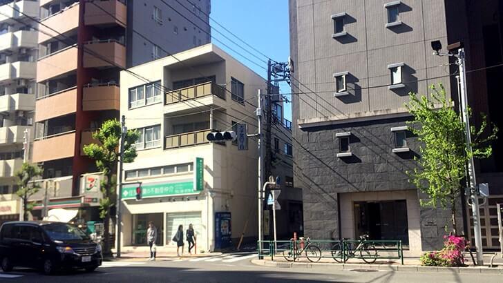 ドラマ「すいか」のロケ地巡り!三軒茶屋太子堂八幡神社近辺