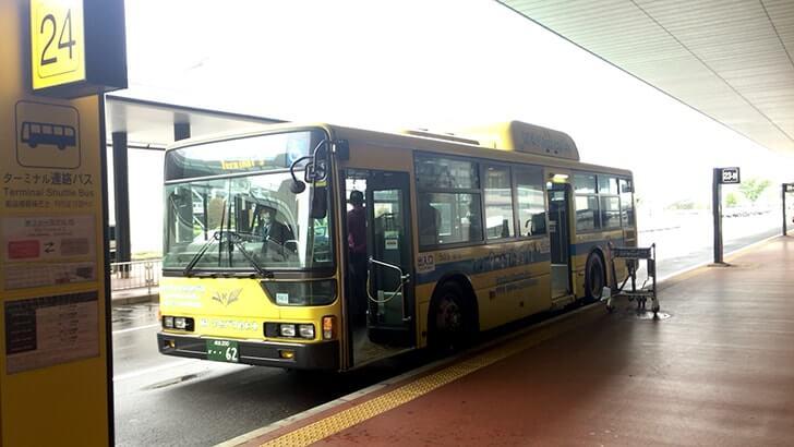 【沖縄旅行】成田空港第3ターミナル→那覇空港からゆいレールでホテルへ
