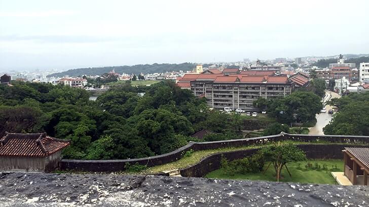 首里城巡り後に公園内の円鑑池にある弁財天堂へ【沖縄旅行】