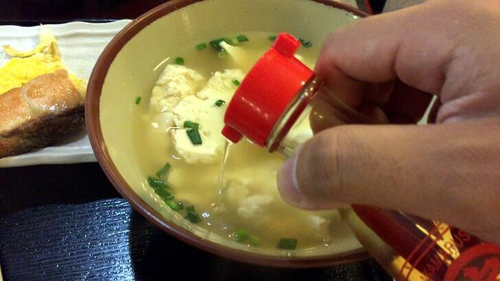 安くて旨い!沖縄料理みかどのゆしどうふ定食とすきやき【沖縄旅行】