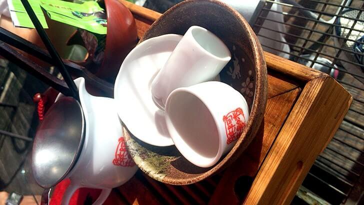 九份「阿妹茶酒館」絶景を眺めながらいただくお茶は格別!