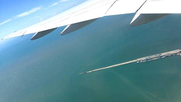 飛行機空旅!機内から眺めた空の写真を見ると旅立ちたくなるのだ