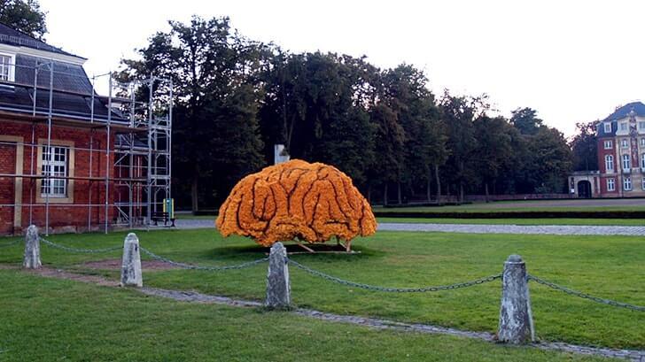 2007年ミュンスター彫刻プロジェクトの写真を貼ってみる