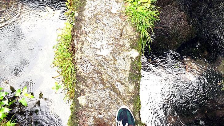 名水百選「竜ヶ窪」新潟県津南町にある伝説が息づく幻想的な池
